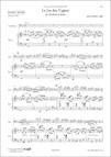 Le Jeu des Vagues - A. LOPEZ - Trombone & Piano