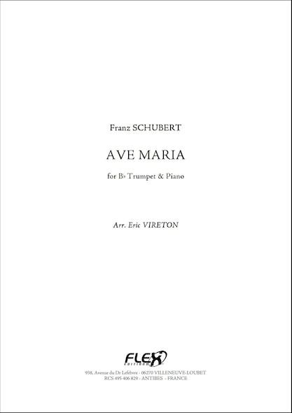 Ave Maria - F. SCHUBERT - Trompette & Piano