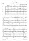 Chant Villageois - R. SCHUMANN -  Quatuor de Flûtes