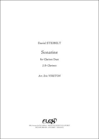 Sonatine - D. STEIBELT - Duo de Clarinettes