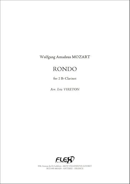 Rondo - W.A. MOZART - Duo de Clarinettes