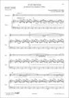 Ave Maria - F. SCHUBERT - Saxophone Ténor ou Soprano & Piano