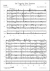 Le Tango des P'tits Poissons - P. BERNARD - Orchestre d'Harmonie et Piano