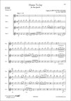 Hymne à la Joie - L. van BEETHOVEN - Quatuor de Flûtes