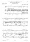 Fantaisie Opus 43 No. 1 - N. GADE - Clarinette et Piano