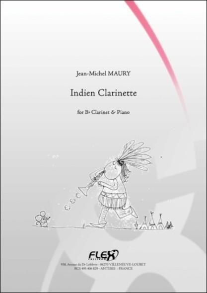 Indien Clarinette - J.-M. MAURY - Clarinette et Piano