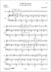 Le Bal des Jouets - P. PROUST - Saxophone Alto et Piano