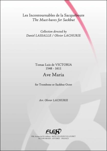 Ave Maria - T. L. de VICTORIA - Octuor de Trombones