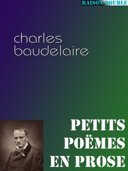 Petits poëmes en prose : Le spleen de Paris